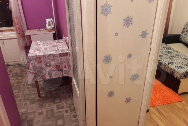 Продажа однокомнатной квартиры Пушкино, цена 3100000 рублей, 2021 год объявление №597888 на megabaz.ru