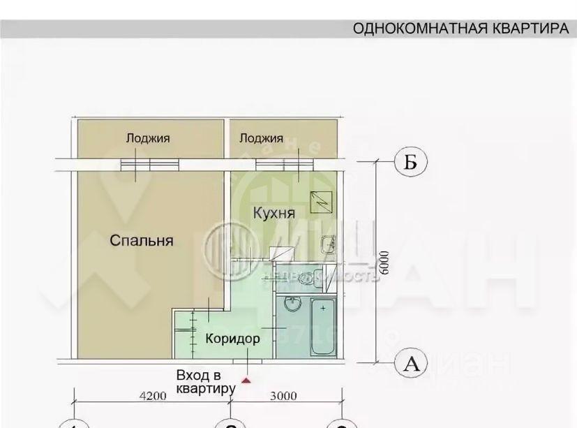Аренда однокомнатной квартиры Москва, метро Шипиловская, Борисовский проезд 11к2, цена 50000 рублей, 2021 год объявление №1430024 на megabaz.ru