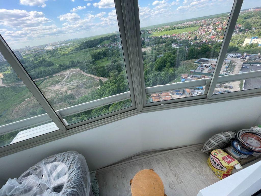 Продажа однокомнатной квартиры деревня Путилково, Сходненская улица 21, цена 7300000 рублей, 2021 год объявление №661013 на megabaz.ru