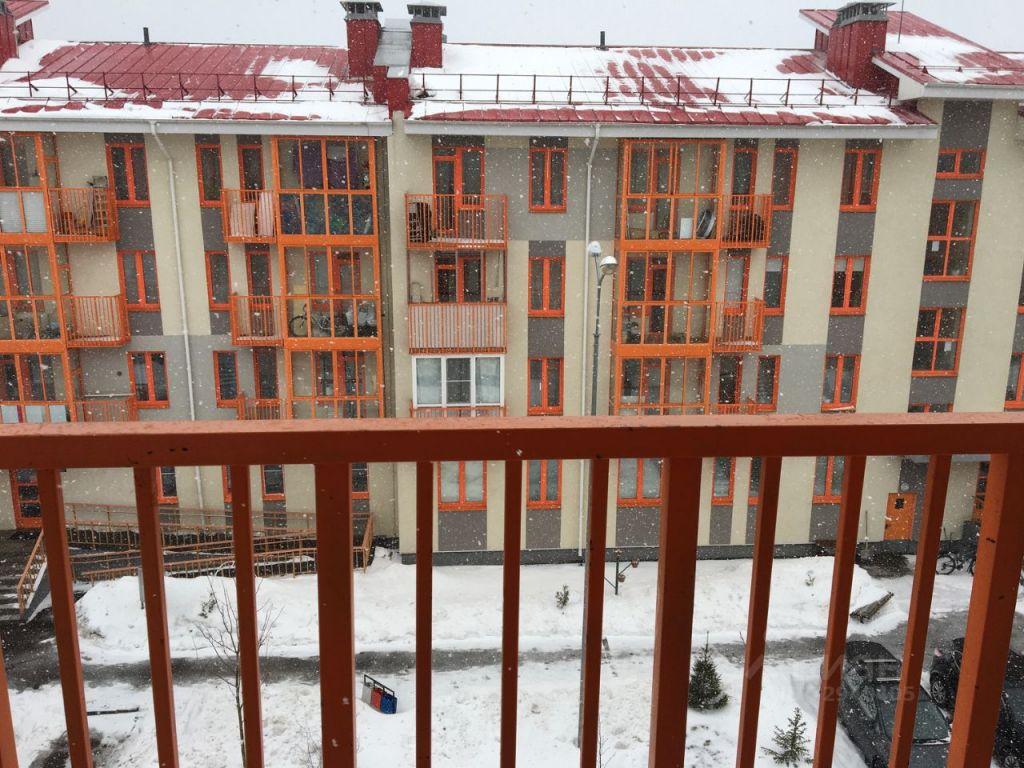 Продажа однокомнатной квартиры деревня Брёхово, метро Пятницкое шоссе, цена 4150000 рублей, 2021 год объявление №618190 на megabaz.ru