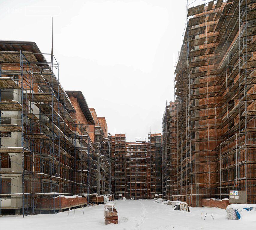 Продажа трёхкомнатной квартиры село Лайково, цена 7200000 рублей, 2021 год объявление №588352 на megabaz.ru