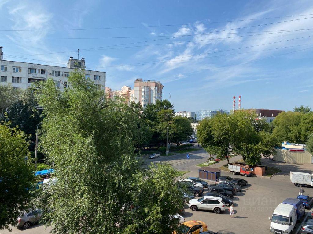 Продажа однокомнатной квартиры Москва, метро Коломенская, Судостроительная улица 3, цена 12350000 рублей, 2021 год объявление №654541 на megabaz.ru