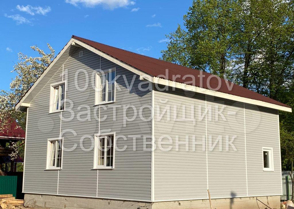 Продажа дома село Марфино, цена 11650000 рублей, 2021 год объявление №588448 на megabaz.ru