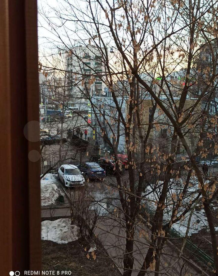 Продажа двухкомнатной квартиры Москва, метро Кузьминки, Волгоградский проспект 123, цена 9480000 рублей, 2021 год объявление №593265 на megabaz.ru