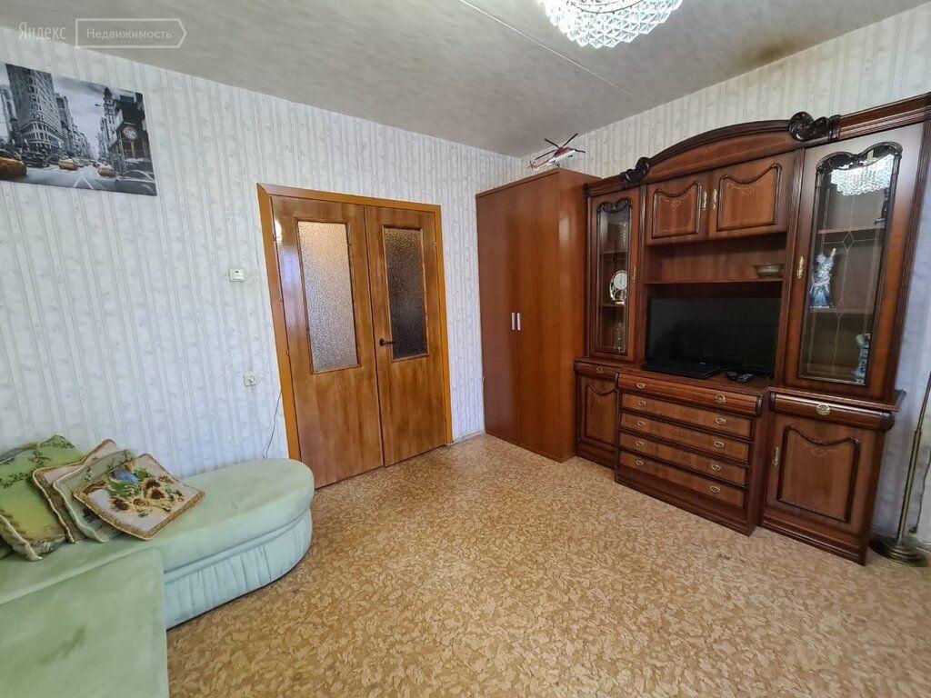 Продажа однокомнатной квартиры Москва, метро Царицыно, Лебедянская улица 32, цена 8700000 рублей, 2021 год объявление №634654 на megabaz.ru