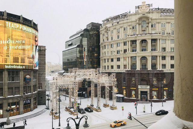 Продажа пятикомнатной квартиры Москва, метро Театральная, Тверская улица 4, цена 155000000 рублей, 2021 год объявление №571463 на megabaz.ru
