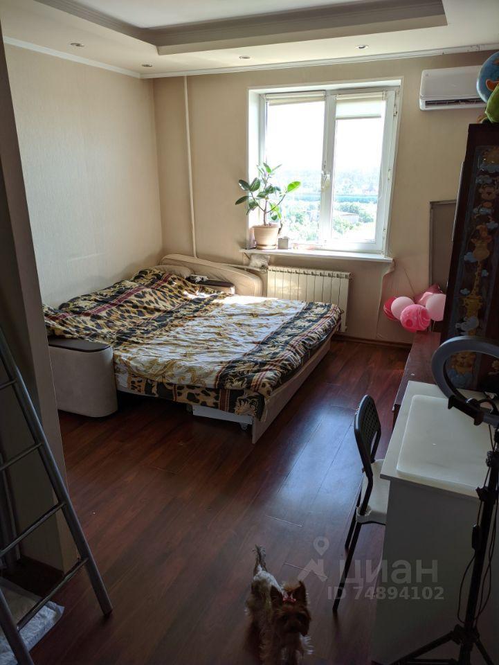 Продажа однокомнатной квартиры поселок ВНИИССОК, Берёзовая улица 11, цена 5600000 рублей, 2021 год объявление №637898 на megabaz.ru