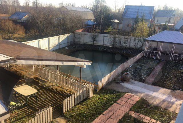 Продажа дома деревня Кашино, цена 13500000 рублей, 2021 год объявление №537653 на megabaz.ru