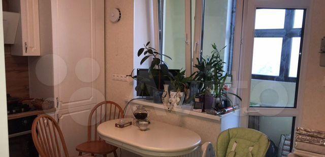Продажа однокомнатной квартиры село Озерецкое, цена 4000000 рублей, 2021 год объявление №571937 на megabaz.ru