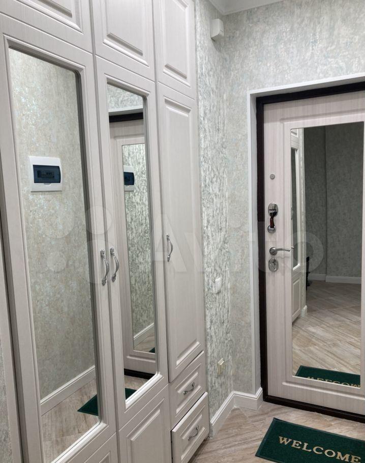 Продажа однокомнатной квартиры деревня Солманово, Триумфальная улица 12, цена 6800000 рублей, 2021 год объявление №611157 на megabaz.ru