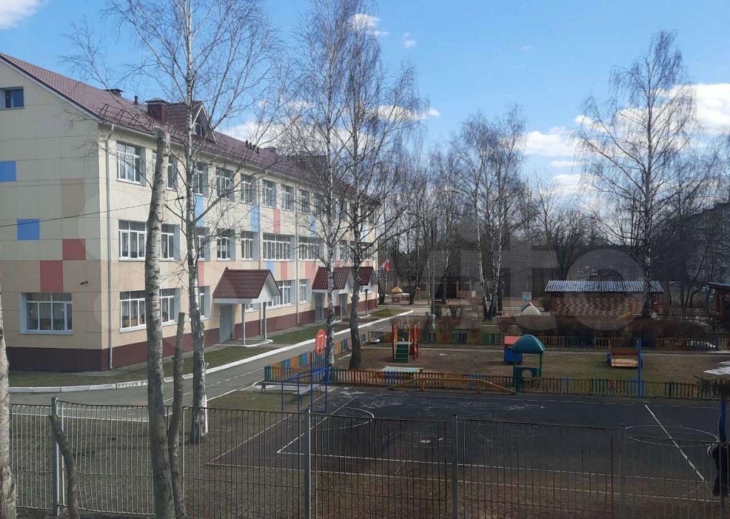 Продажа трёхкомнатной квартиры село Марфино, Зелёная улица 7, цена 5200000 рублей, 2021 год объявление №607879 на megabaz.ru