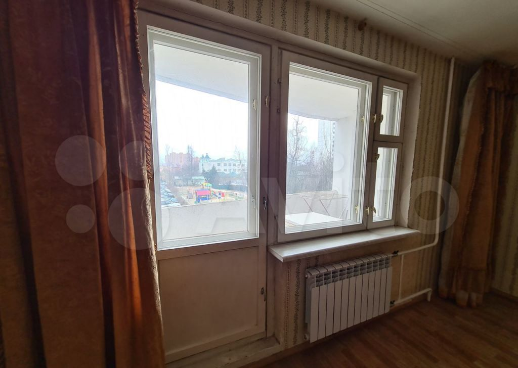 Продажа двухкомнатной квартиры Краснознаменск, Октябрьская улица 5, цена 8800000 рублей, 2021 год объявление №605421 на megabaz.ru
