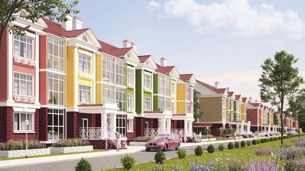 Продажа однокомнатной квартиры деревня Бакеево, цена 3213668 рублей, 2021 год объявление №589521 на megabaz.ru