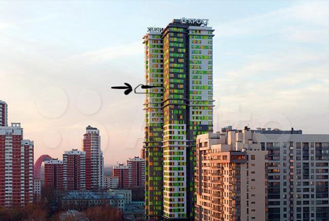 Продажа пятикомнатной квартиры Москва, улица Саляма Адиля 2к1, цена 81200000 рублей, 2021 год объявление №594516 на megabaz.ru