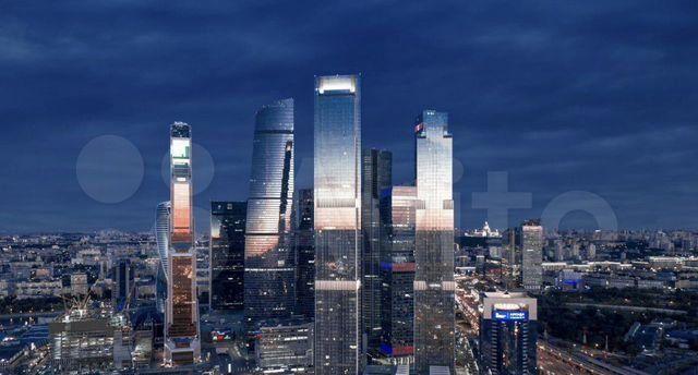 Продажа трёхкомнатной квартиры Москва, метро Международная, 1-й Красногвардейский проезд 22с2, цена 39999000 рублей, 2021 год объявление №589447 на megabaz.ru