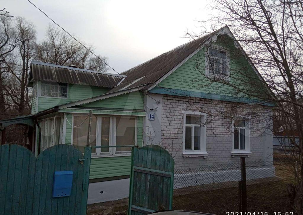 Продажа дома поселок Дорохово, 2-я Пролетарская улица 14, цена 4800000 рублей, 2021 год объявление №556952 на megabaz.ru