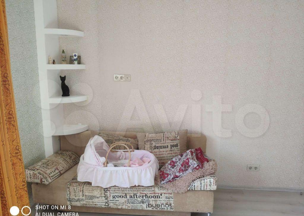 Аренда однокомнатной квартиры село Домодедово, улица Творчества 7, цена 23000 рублей, 2021 год объявление №1371172 на megabaz.ru