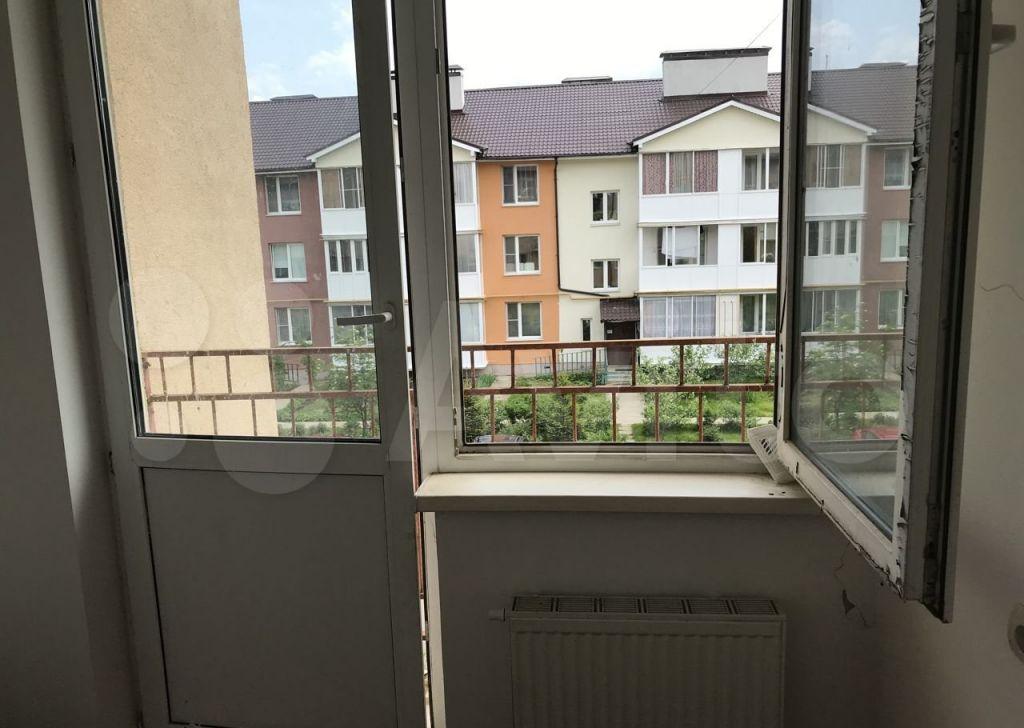 Продажа однокомнатной квартиры село Верзилово, Олимпийская улица 35, цена 2250000 рублей, 2021 год объявление №629422 на megabaz.ru