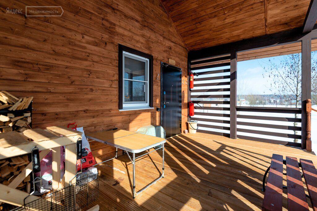 Продажа дома деревня Никульское, цена 12000000 рублей, 2021 год объявление №589983 на megabaz.ru
