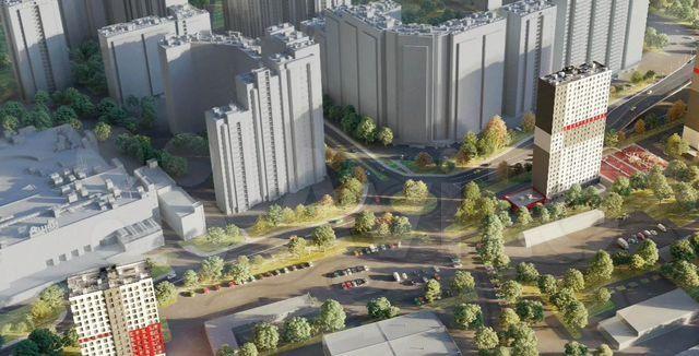 Продажа двухкомнатной квартиры Реутов, цена 7976033 рублей, 2021 год объявление №589915 на megabaz.ru
