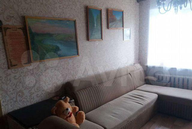 Продажа двухкомнатной квартиры село Ильинское, Центральная улица 5, цена 1350000 рублей, 2021 год объявление №561815 на megabaz.ru