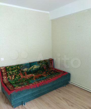 Аренда однокомнатной квартиры Волоколамск, переулок Панфилова 10А, цена 15000 рублей, 2021 год объявление №1247835 на megabaz.ru