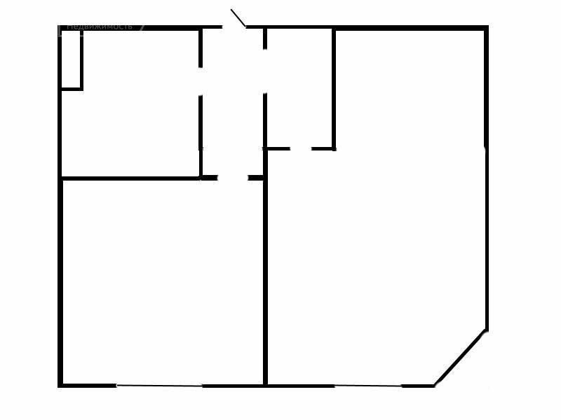 Продажа однокомнатной квартиры Сергиев Посад, 1-я Рыбная улица 88, цена 1950000 рублей, 2021 год объявление №590165 на megabaz.ru