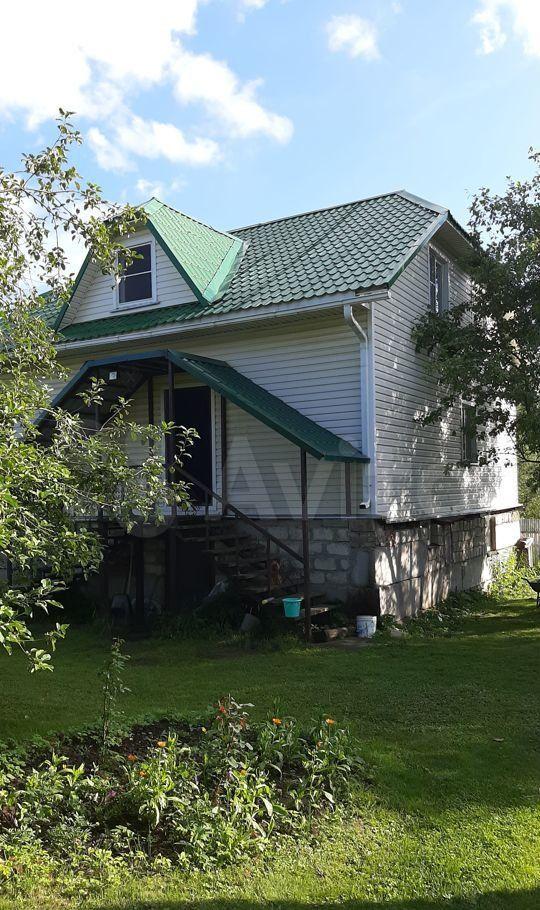 Продажа дома деревня Полушкино, цена 4500000 рублей, 2021 год объявление №607246 на megabaz.ru