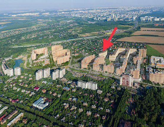 Аренда студии Видное, бульвар Зелёные Аллеи 18, цена 25000 рублей, 2021 год объявление №1351554 на megabaz.ru
