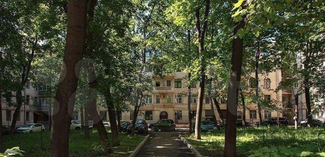 Продажа трёхкомнатной квартиры Москва, метро Парк культуры, Малый Лёвшинский переулок 14/9с1, цена 29900000 рублей, 2021 год объявление №573080 на megabaz.ru