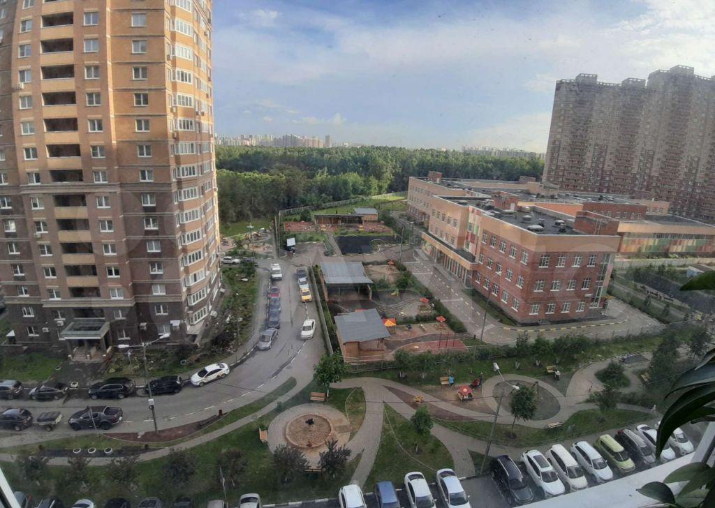 Продажа двухкомнатной квартиры Москва, метро Улица Скобелевская, цена 9500000 рублей, 2021 год объявление №632965 на megabaz.ru