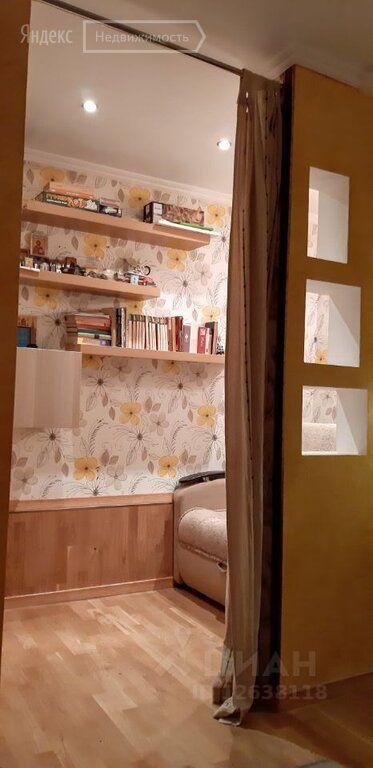 Продажа однокомнатной квартиры Голицыно, проспект Керамиков 94, цена 4600000 рублей, 2021 год объявление №590537 на megabaz.ru