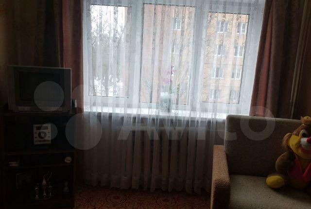 Аренда однокомнатной квартиры Орехово-Зуево, улица Бугрова 20, цена 1400 рублей, 2021 год объявление №1352389 на megabaz.ru