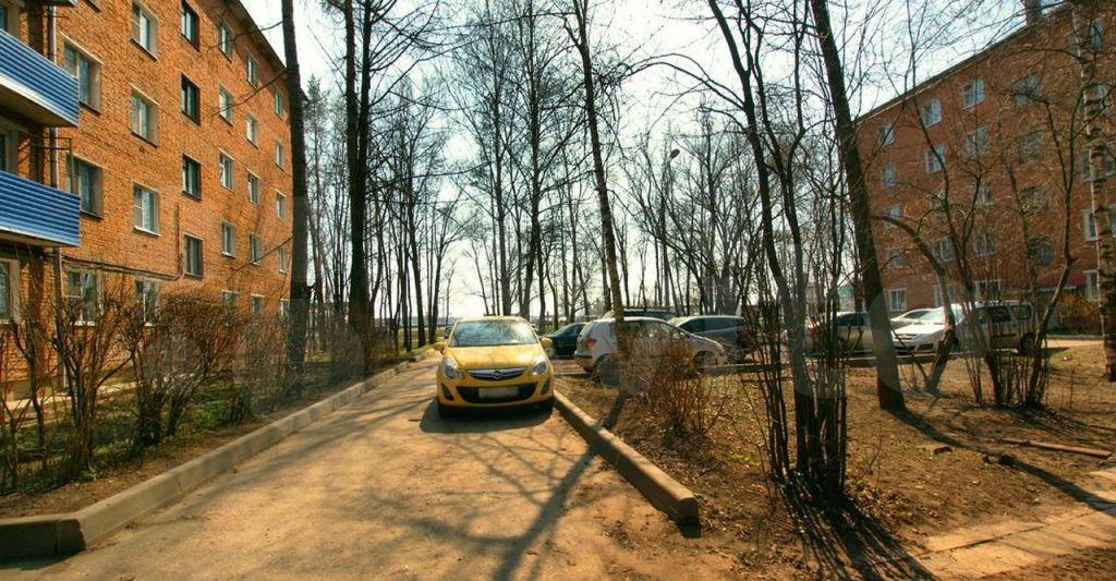 Продажа однокомнатной квартиры Волоколамск, Рижское шоссе 9, цена 1700000 рублей, 2021 год объявление №608949 на megabaz.ru
