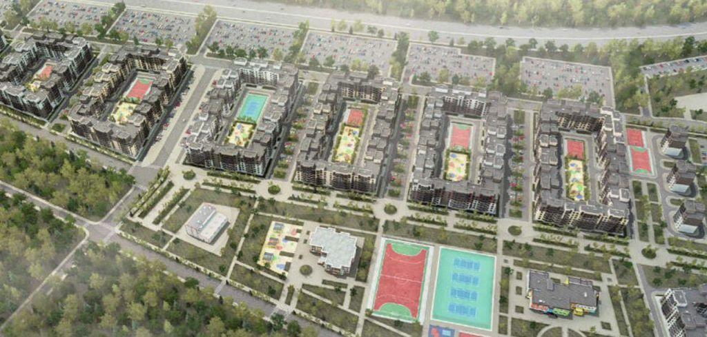 Продажа однокомнатной квартиры Мытищи, цена 3800000 рублей, 2021 год объявление №618769 на megabaz.ru