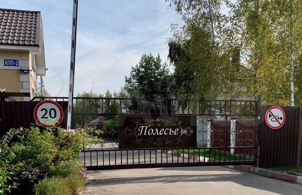Продажа дома деревня Кабаново, цена 18400000 рублей, 2021 год объявление №651323 на megabaz.ru