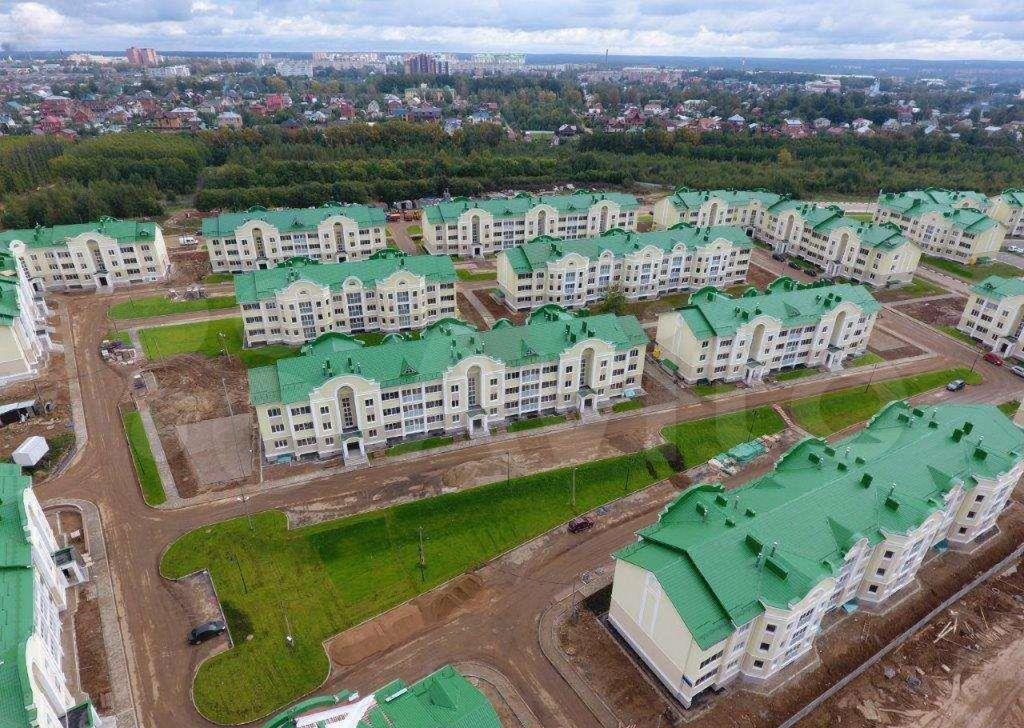 Продажа однокомнатной квартиры Сергиев Посад, Фресковая аллея 1, цена 4000000 рублей, 2021 год объявление №583090 на megabaz.ru