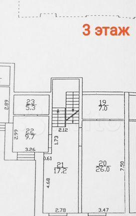 Продажа дома поселок Поведники, Центральная улица 22, цена 16900000 рублей, 2021 год объявление №595652 на megabaz.ru