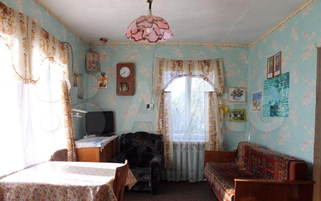 Продажа дома село Дединово, улица Свободы 75, цена 1500000 рублей, 2021 год объявление №574378 на megabaz.ru