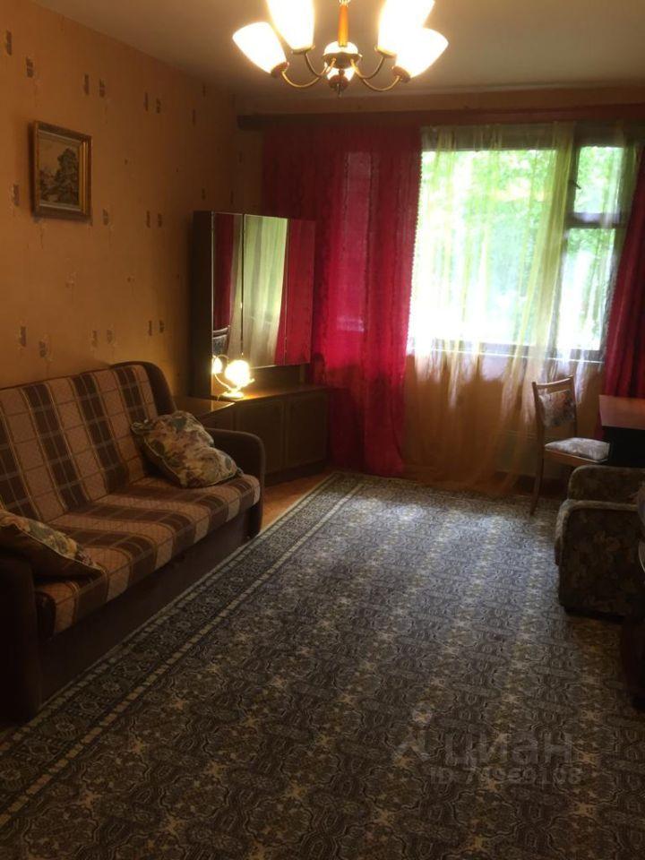 Аренда однокомнатной квартиры Москва, метро Пражская, Варшавское шоссе 122, цена 30000 рублей, 2021 год объявление №1408907 на megabaz.ru