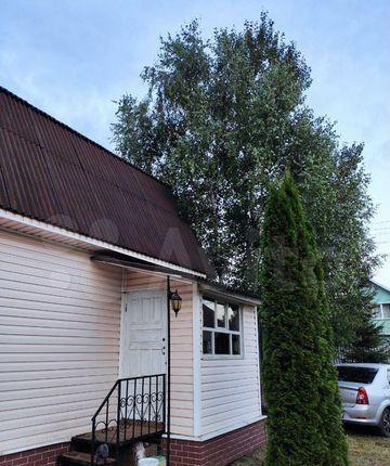 Продажа дома СНТ Ветеран-5, Фруктовая улица, цена 2499990 рублей, 2021 год объявление №455922 на megabaz.ru