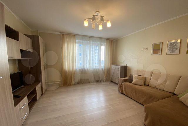 Аренда однокомнатной квартиры Видное, Берёзовая улица 10, цена 25000 рублей, 2021 год объявление №1353672 на megabaz.ru