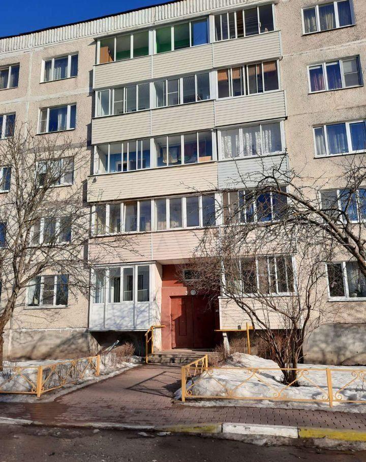 Продажа двухкомнатной квартиры поселок совхоза Раменское, Шоссейная улица 29, цена 4350000 рублей, 2021 год объявление №613511 на megabaz.ru