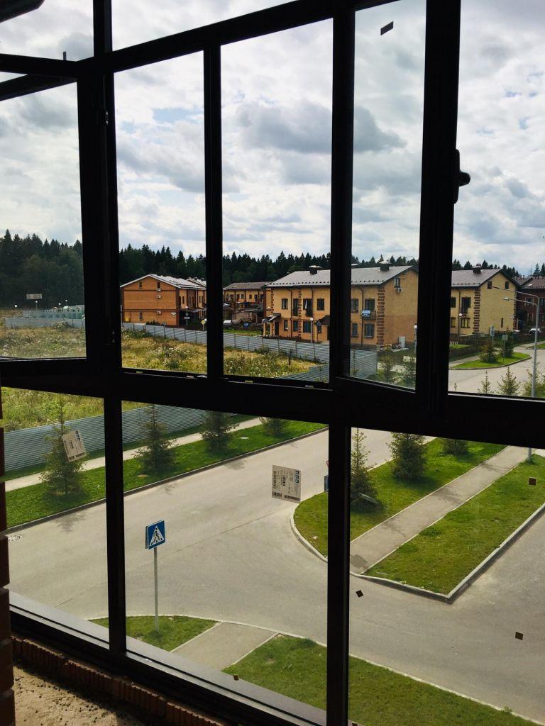 Продажа двухкомнатной квартиры деревня Шолохово, улица Экодолье 6, цена 4550000 рублей, 2020 год объявление №395248 на megabaz.ru