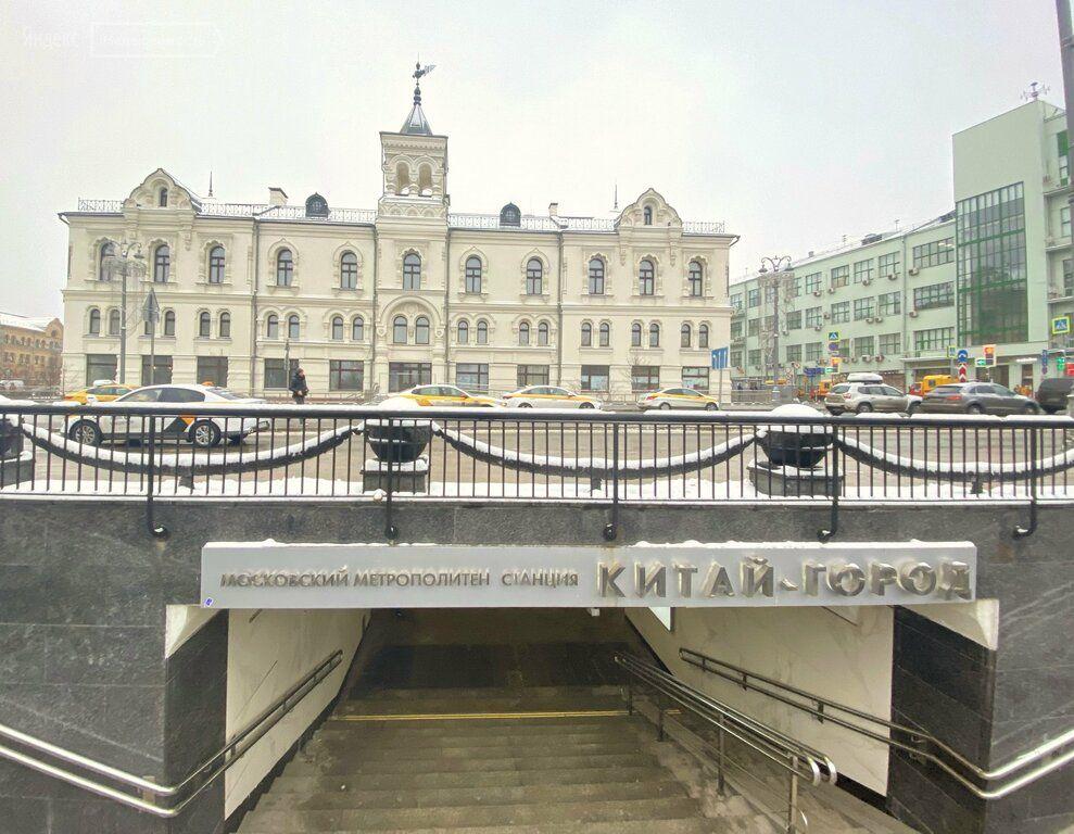 Продажа комнаты Москва, метро Китай-город, улица Маросейка 13с2, цена 7650000 рублей, 2021 год объявление №554909 на megabaz.ru