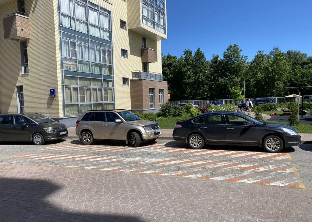 Продажа однокомнатной квартиры поселок Поведники, Санаторная улица 5А, цена 7400000 рублей, 2020 год объявление №453628 на megabaz.ru