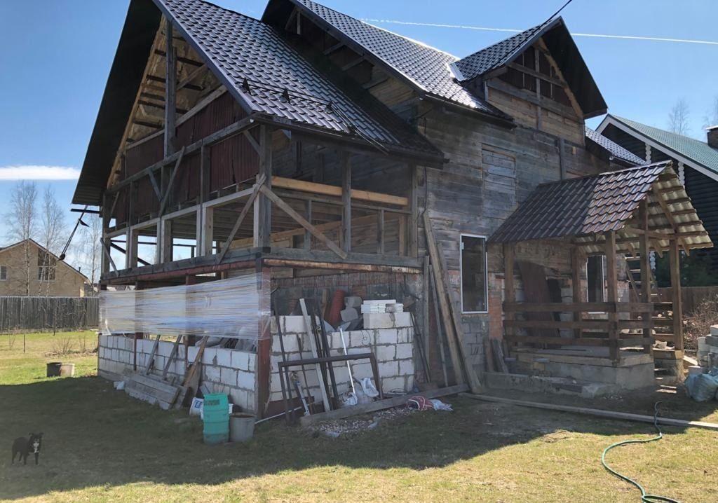 Продажа дома поселок городского типа Икша, улица Сельский Дом, цена 5200000 рублей, 2020 год объявление №361901 на megabaz.ru