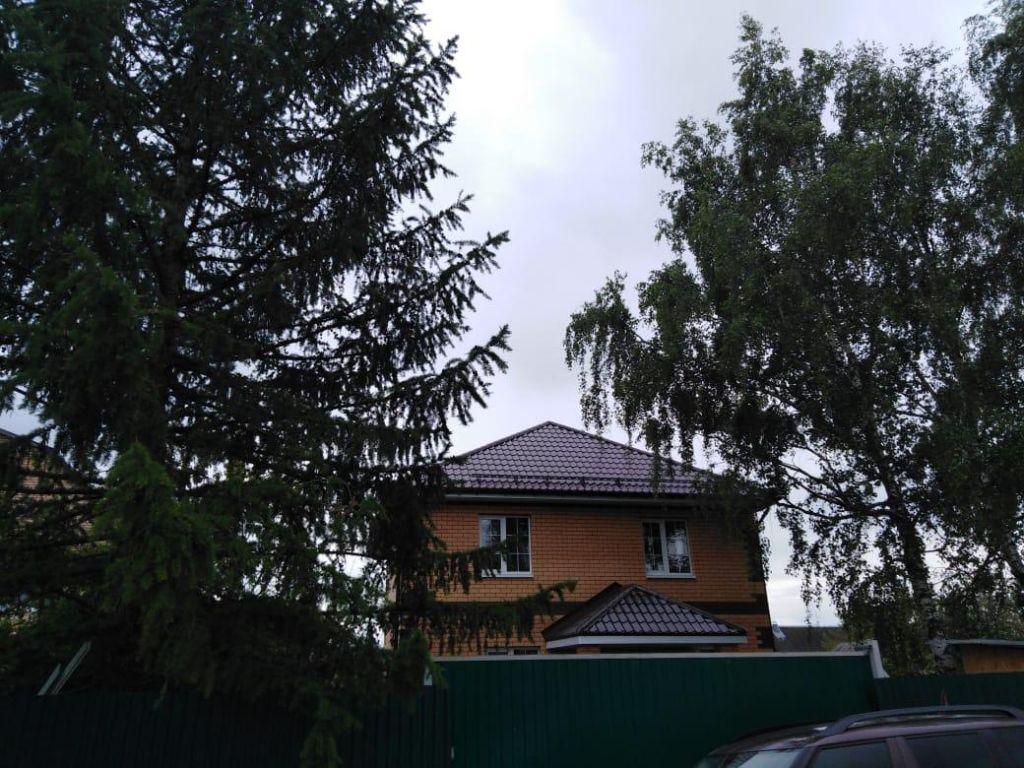 Продажа дома деревня Клишева, Октябрьская улица, цена 5900000 рублей, 2021 год объявление №401321 на megabaz.ru