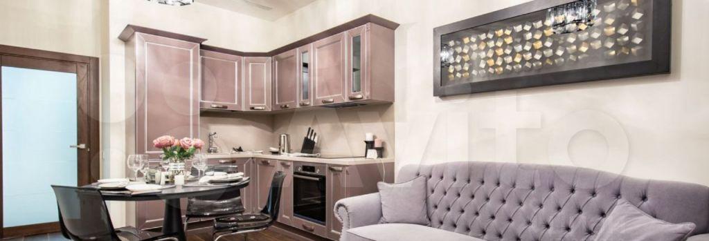 Продажа однокомнатной квартиры Москва, метро Варшавская, цена 11700000 рублей, 2021 год объявление №611842 на megabaz.ru