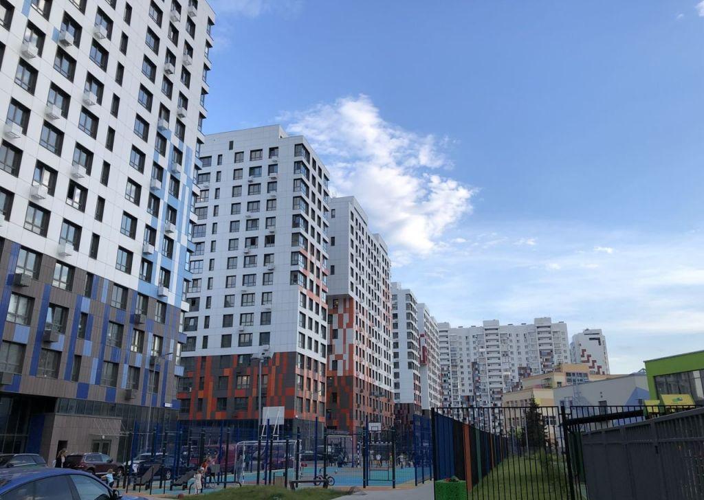 Продажа однокомнатной квартиры Москва, метро Печатники, цена 12000000 рублей, 2020 год объявление №374720 на megabaz.ru